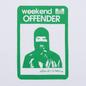 Мужская футболка Weekend Offender Marciano White фото - 2