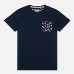 Weekend Offender Montego Men's T-shirt Navy photo- 0