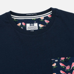 Weekend Offender Montego Men's T-shirt Navy photo- 1