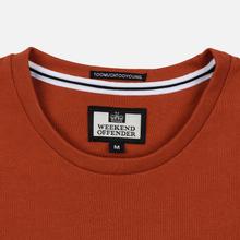 Мужская футболка Weekend Offender Prison AW19 Cinnamon фото- 1