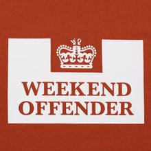 Мужская футболка Weekend Offender Prison AW19 Cinnamon фото- 2