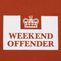 Мужская футболка Weekend Offender Prison AW19 Cinnamon фото - 2