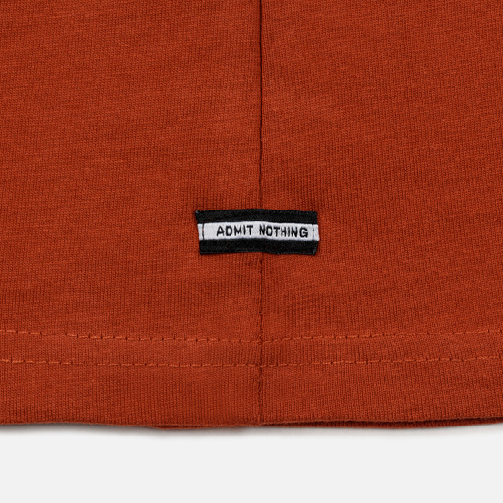 Мужская футболка Weekend Offender Prison AW19 Cinnamon