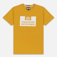 Мужская футболка Weekend Offender Prison AW19 Manuka фото- 0
