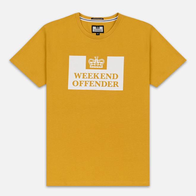 Мужская футболка Weekend Offender Prison AW19 Manuka