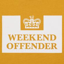 Мужская футболка Weekend Offender Prison AW19 Manuka фото- 2