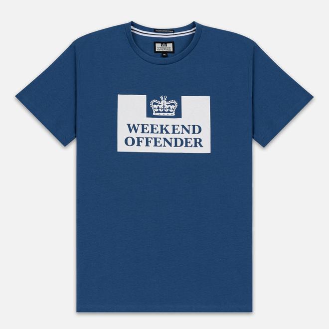 Мужская футболка Weekend Offender Prison AW19 Yale