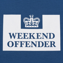 Мужская футболка Weekend Offender Prison AW19 Yale фото- 2