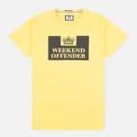 Мужская футболка Weekend Offender Prison Beeswax фото- 0
