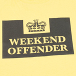 Мужская футболка Weekend Offender Prison Beeswax фото- 2