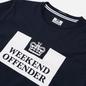 Мужская футболка Weekend Offender Prison Classics New Navy фото - 1