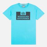 Мужская футболка Weekend Offender Prison Ocean фото- 0