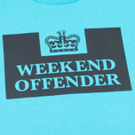 Мужская футболка Weekend Offender Prison Ocean фото- 2