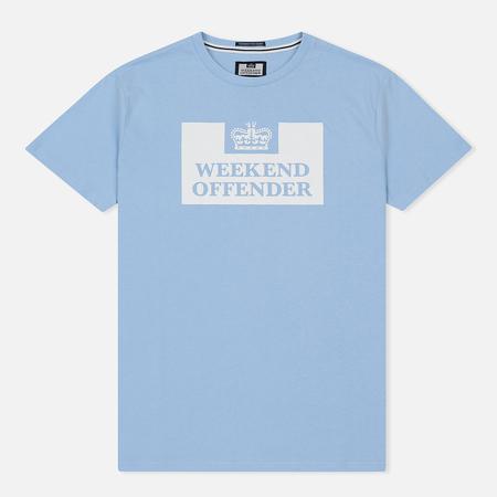 Мужская футболка Weekend Offender Prison Sky