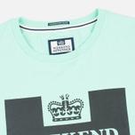 Мужская футболка Weekend Offender Prison Teatree фото- 1