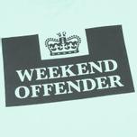 Мужская футболка Weekend Offender Prison Teatree фото- 2