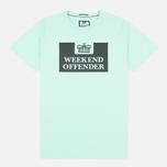 Мужская футболка Weekend Offender Prison Teatree фото- 0