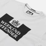 Weekend Offender Prison Men's T-shirt White photo- 1