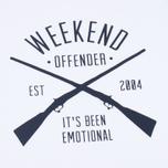 Мужская футболка Weekend Offender Rifles White фото- 2