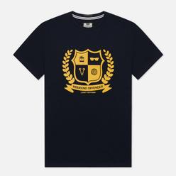 Мужская футболка Weekend Offender Shield Navy