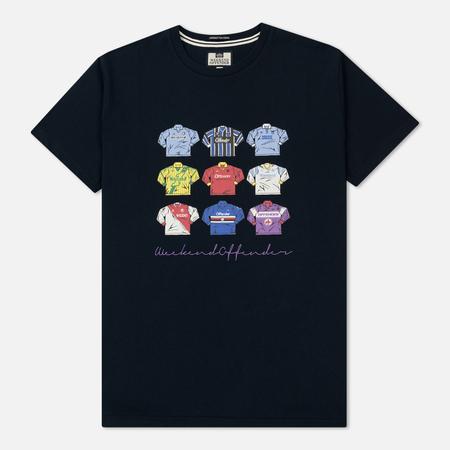 Мужская футболка Weekend Offender Shirts Navy
