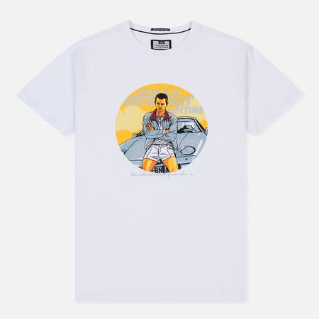 Мужская футболка Weekend Offender The Business White