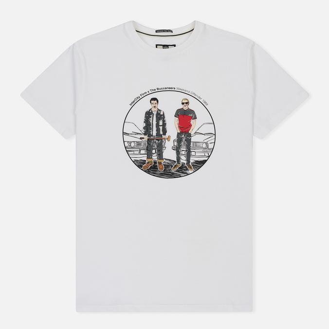 Мужская футболка Weekend Offender The Firm 89 White
