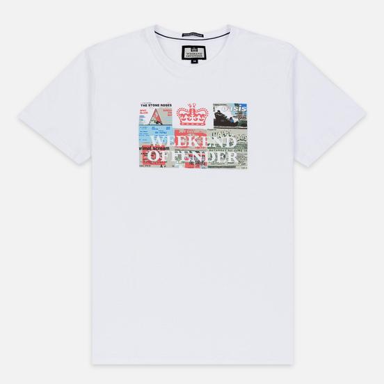 Мужская футболка Weekend Offender Tickets White