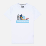 Weekend Offender Trainerspotting Men's T-Shirt White photo- 0