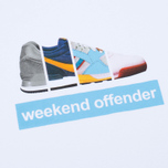 Мужская футболка Weekend Offender Trainerspotting White фото- 2