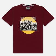 Мужская футболка Weekend Offender Trouble Garnet фото- 0