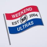 Мужская футболка Weekend Offender Ultra Flag White фото- 2
