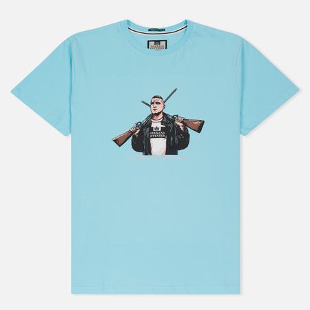 Мужская футболка Weekend Offender Vinnie Atlantic
