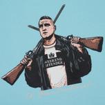 Мужская футболка Weekend Offender Vinnie Atlantic фото- 2