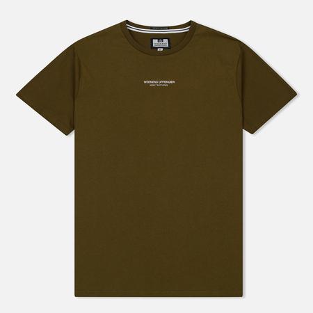 Мужская футболка Weekend Offender Zavatteri Conifer