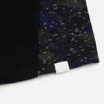 Мужская футболка White Mountaineering Desert Camouflage Printed Contrast Black фото- 3