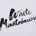 Мужская футболка White Mountaineering Printed White Mountaineering White фото- 2
