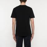 Мужская футболка Wood Wood AA Two Tones Black фото- 5