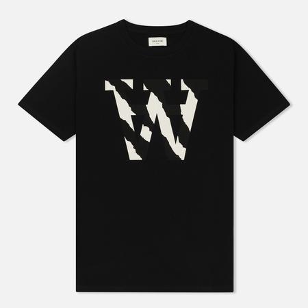 Мужская футболка Wood Wood AA Two Tones Black