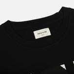 Мужская футболка Wood Wood AA Two Tones Black фото- 1