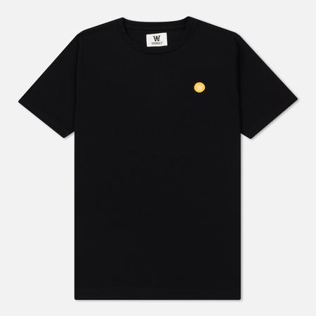 Мужская футболка Wood Wood Ace Double A Black