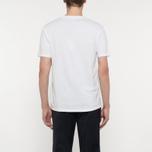Мужская футболка Wood Wood Hand White фото- 5