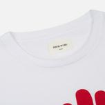 Мужская футболка Wood Wood Hand White фото- 1