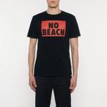 Мужская футболка Wood Wood No Beach Navy фото- 4