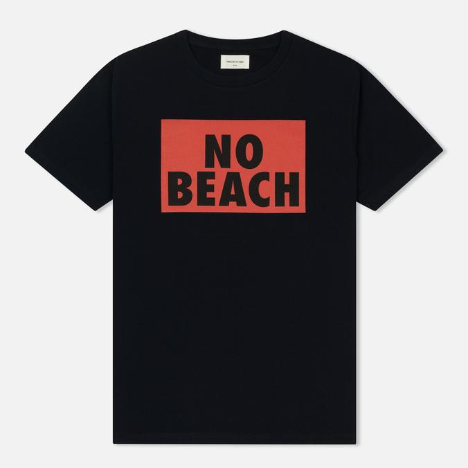 Мужская футболка Wood Wood No Beach Navy