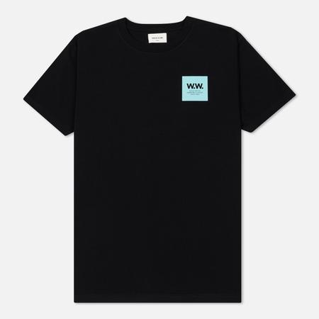Мужская футболка Wood Wood WW Box Graphic Black