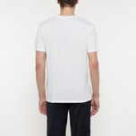 Мужская футболка Wood Wood WW Square White фото- 5