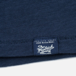 Woolrich Flame Jersey Men's T-shirt Blue photo- 3