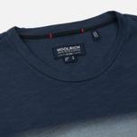 Мужская футболка Woolrich Heritage Mood Indigo фото- 1