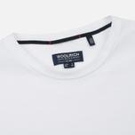 Мужская футболка Woolrich Pocket Optic White фото- 1